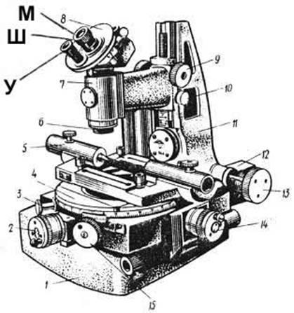 Микроскоп инструментальный БМИ